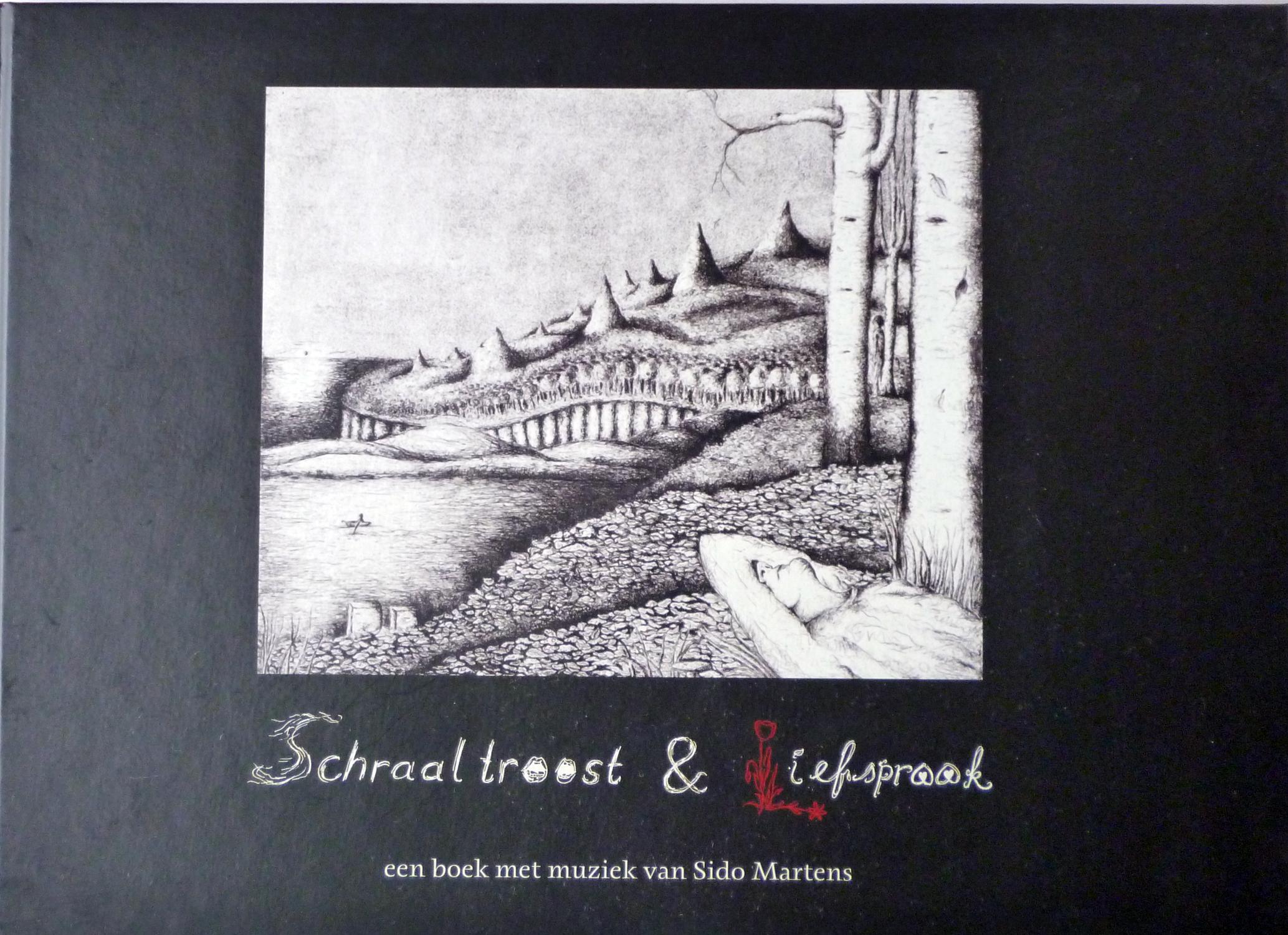 21 schraaltroost & liefspraak boek + cd 2009